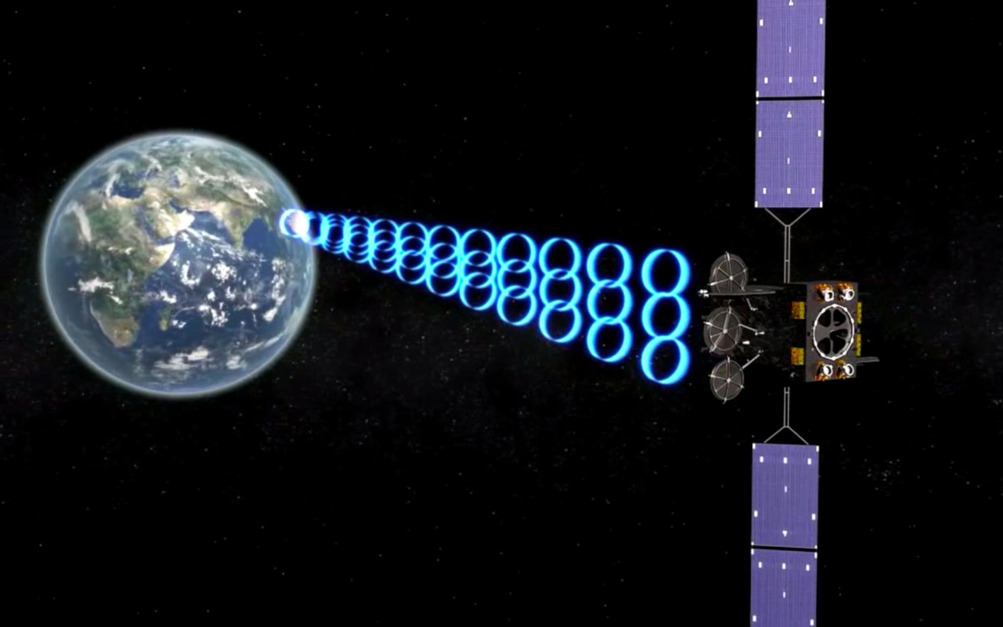 """长五""""乘客""""实践二十号卫星成功定点 历经7次变轨"""