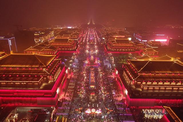 唯一GDP低于万亿的国家中心城市 西安如何破局?图片