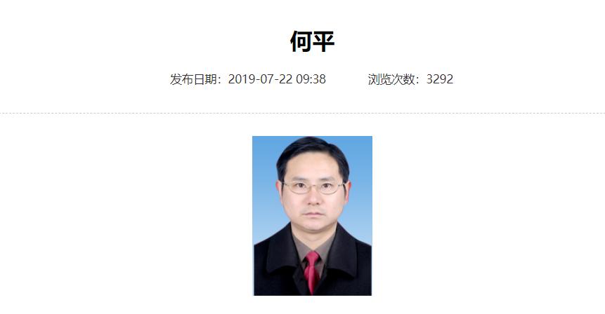 前任拟提拔公示两个月后突然落马 新市委书记到任图片