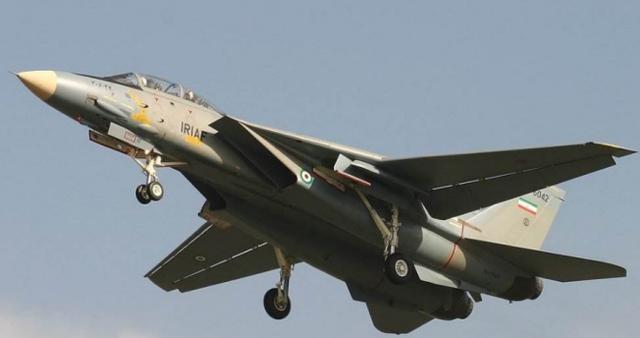 大战一触即发?大批F14封锁海峡 美航母多次拉响战斗警报