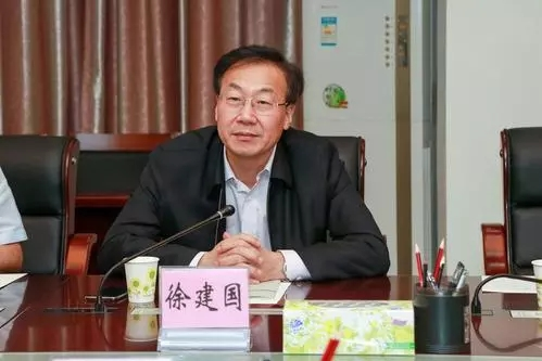 """徐建国任黑龙江副省长 曾呼吁""""停"""