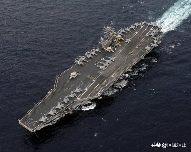 杜鲁门号航母逼近波斯湾,舰长与伊朗有血海深仇,主动请缨参战