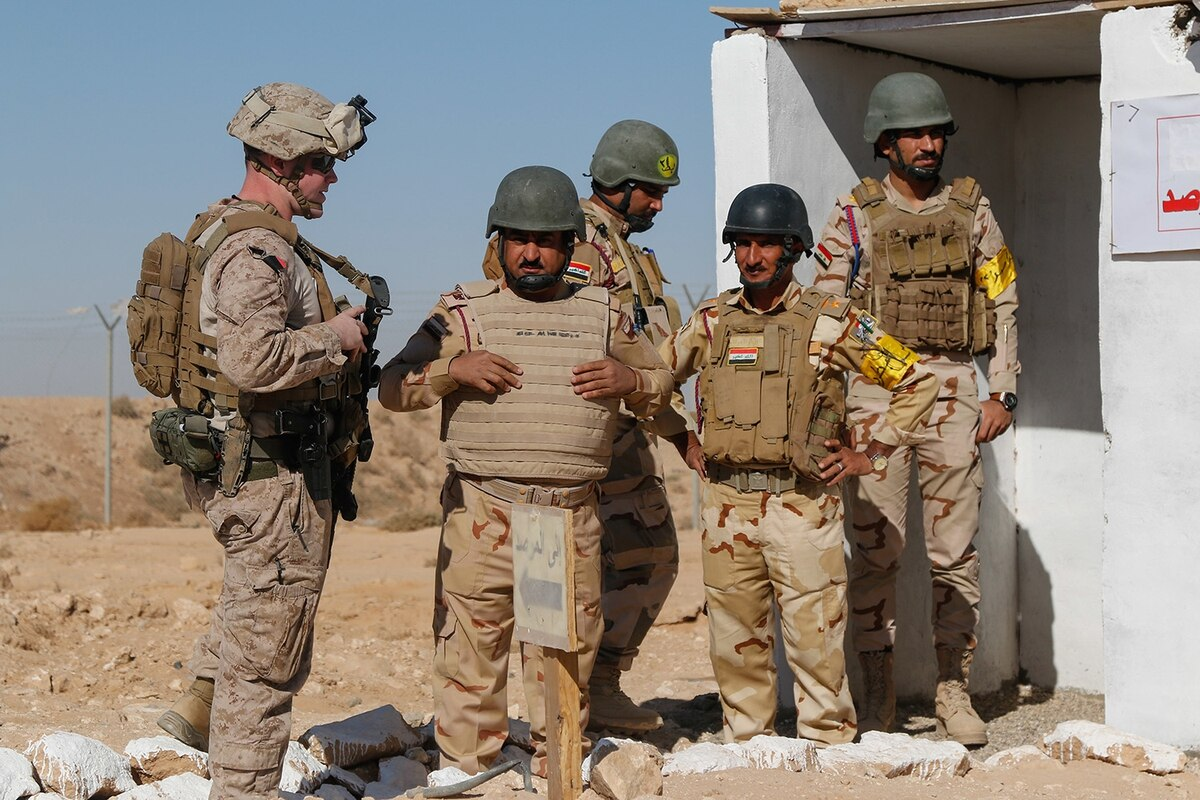 伊拉克158名议员未参加投票 俄媒:驱逐美军做起来难