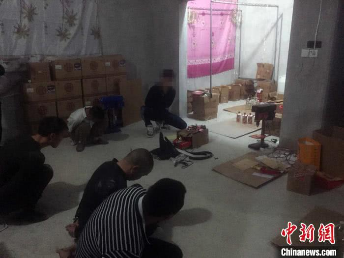 贵州黔东南警方打掉一侵犯知识产权犯罪团伙 该团伙制售假茅台