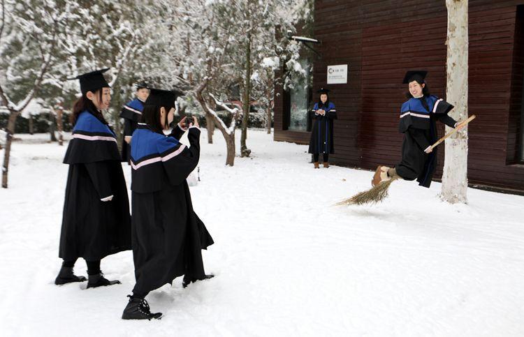 2020初雪(五)赏雪玩雪乐起来