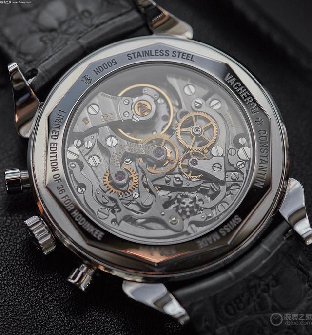 匹敌百达翡丽,江诗丹顿的顶级计时表