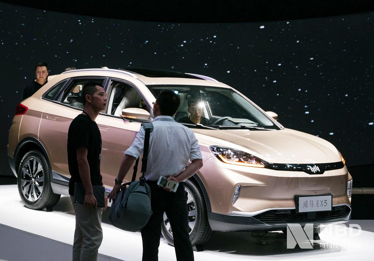 造车新势力2019年销量惨淡 抱团取暖或成新趋势