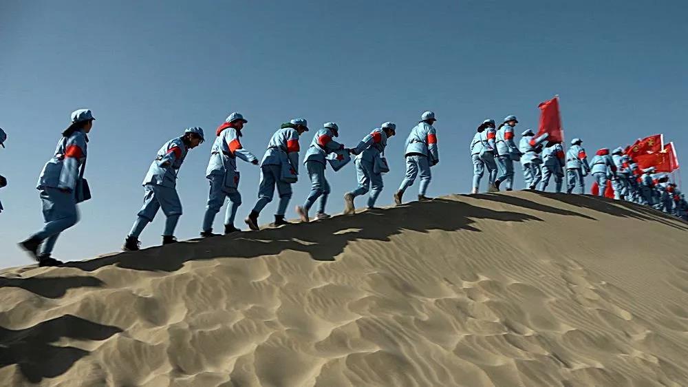 墨玉县:参观红色教育基地 传承革命精神图片