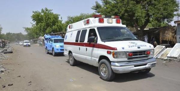 尼日利亚一市场发生爆炸,致30死