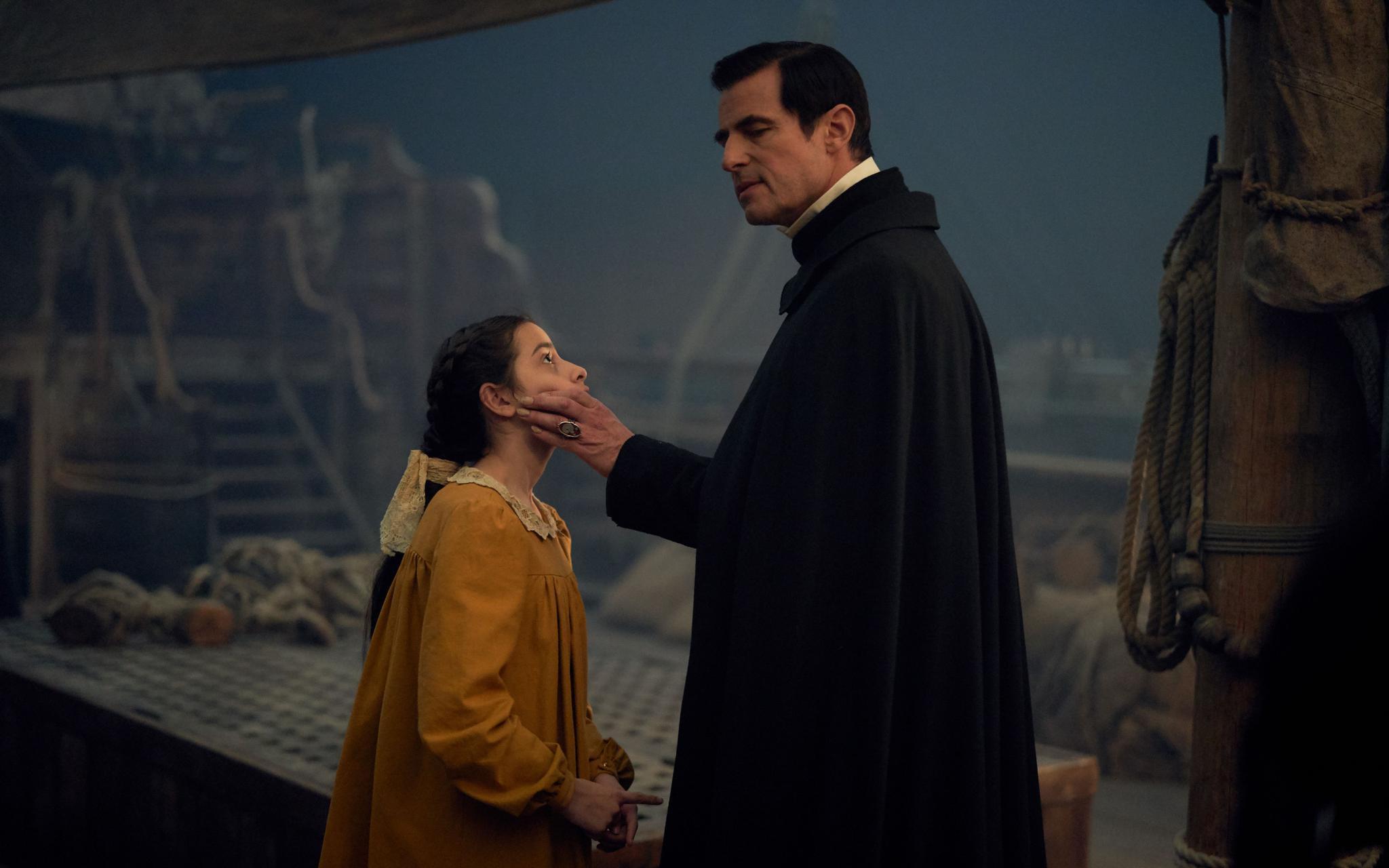 《神探夏洛克》团队的《德古拉》是最符合原著的版本图片