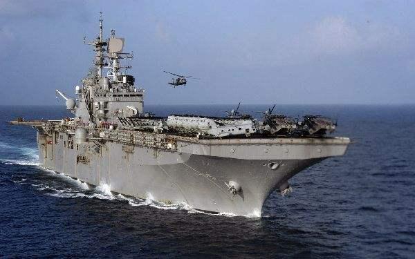 美军驰援中东,伊朗导弹车现身公路,第三次海湾战争要开打?
