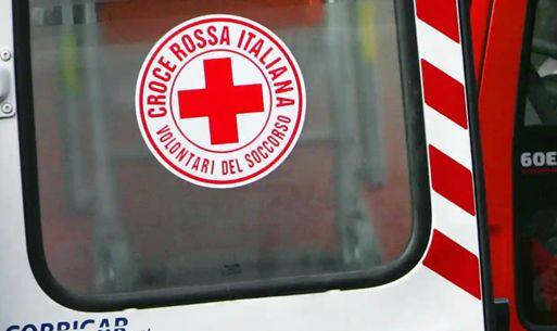 ▲意大利红十字组织救护车资料图,图源:法新社