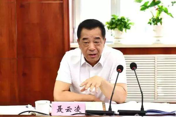 新晋黑龙江省委常委聂云凌兼职明确(图/简历)图片