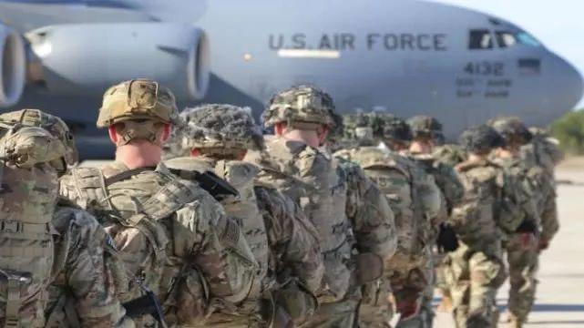<b>撤离伊拉克?这么大的事美军这一系列操作简直儿戏</b>