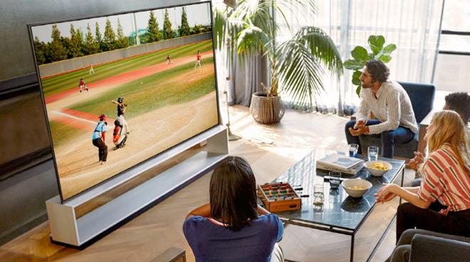 LG今年计划将Apple TV应用引入智能电视