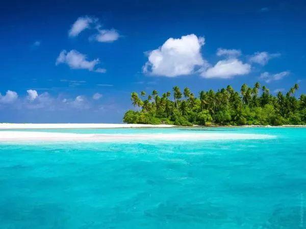 ▲基里巴斯风景(基里巴斯国度旅游局办公室)