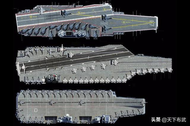 建造一艘航母多少钱?美国占当年军费的2% 英国却拿出8%