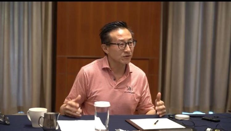 蔡崇信:归化球员不能解决中国篮球的根本问题