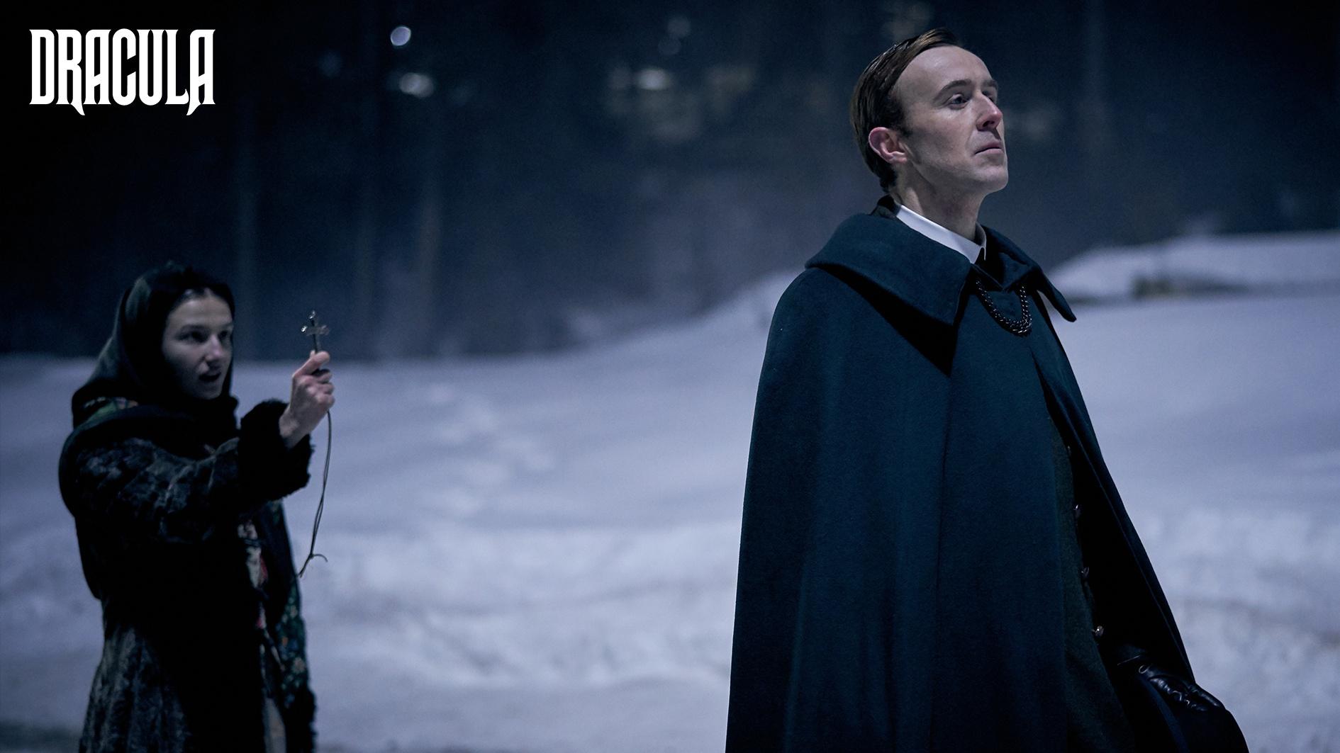 《神探夏洛克》团队的《德古拉》是最符合原著的版本