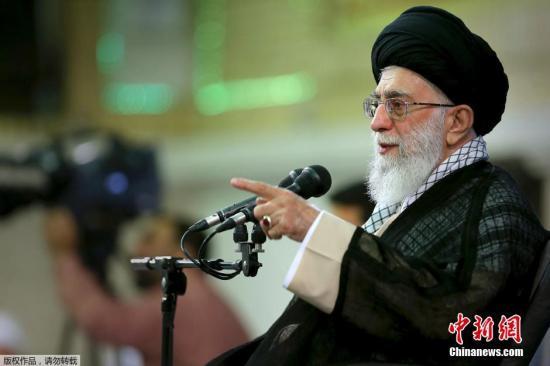 <b>伊朗领袖哈梅内伊:针对美国的军事行动还未结束</b>