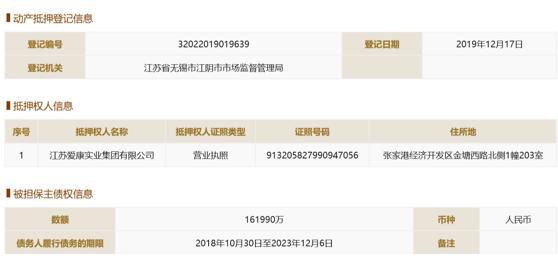 爱康科技股权冻结幕后:江苏百亿级民企海达集团轰然倒下图片