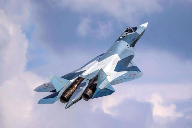 苏-57首摔太娇气?俄军要研制全新一代米格-59战斗机