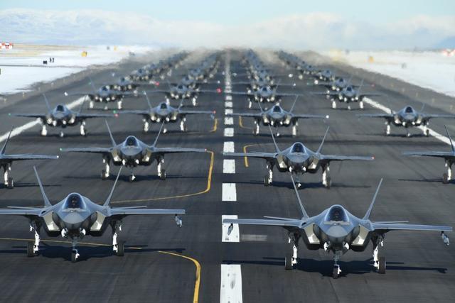 洛马赚翻了!F35大象漫步的底气:年产134架 目标170架