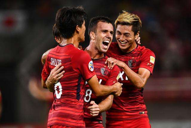 巴媒:鹿岛鹿角中场塞尔吉尼奥将加盟中国球队