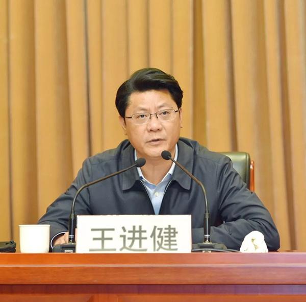 """江阴市委书记王进健  """"江阴发布""""微信公众号 图"""