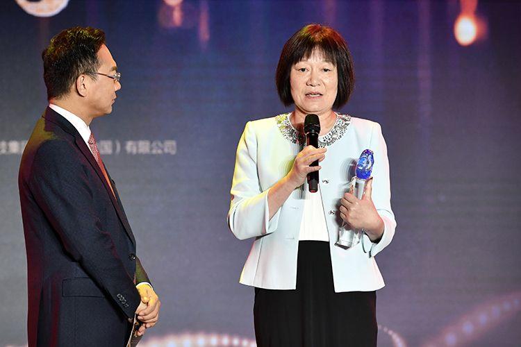 """谷建芬、林书豪等获""""2019全球华侨华人年度人物""""图片"""