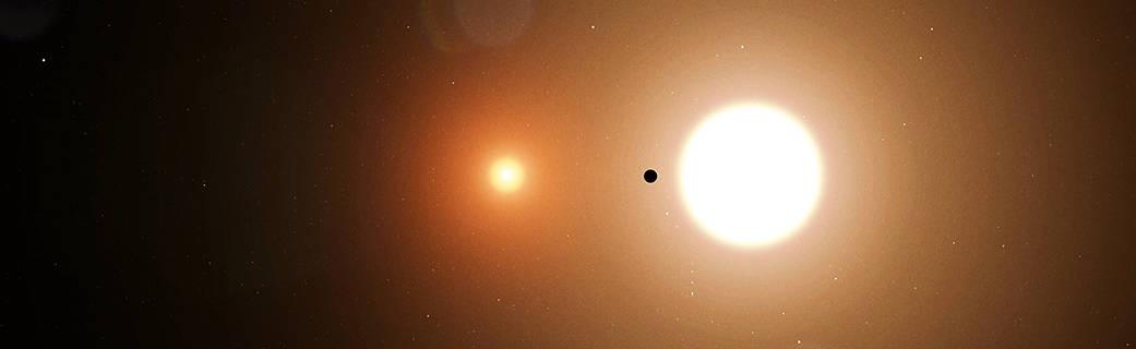 NASA宣布发现宜居行星和双日行星 两名高中生立功