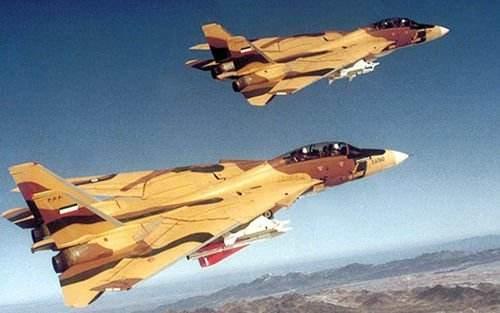 伊朗启封美制F-14战机 波斯湾对决美国海军胜算几何?