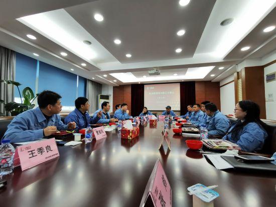 """上海石化""""午餐会""""解决基层职工难题"""