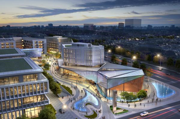临港新片区产城融合新动作:建无人驾驶、智慧交通的未来之城