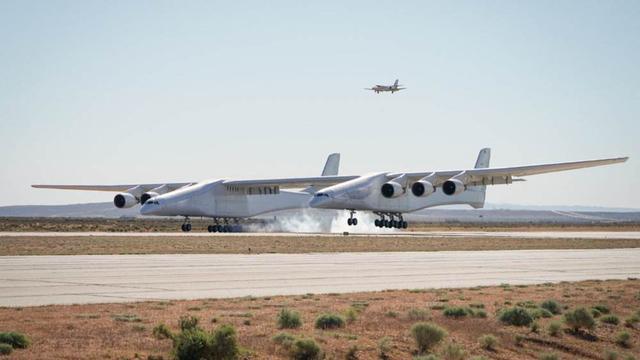 全球最大的飞机:比乌克兰的安225还大 所有民用机场都装不下它