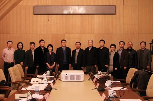 西安外国语大学党委书记访问北京外国语大学