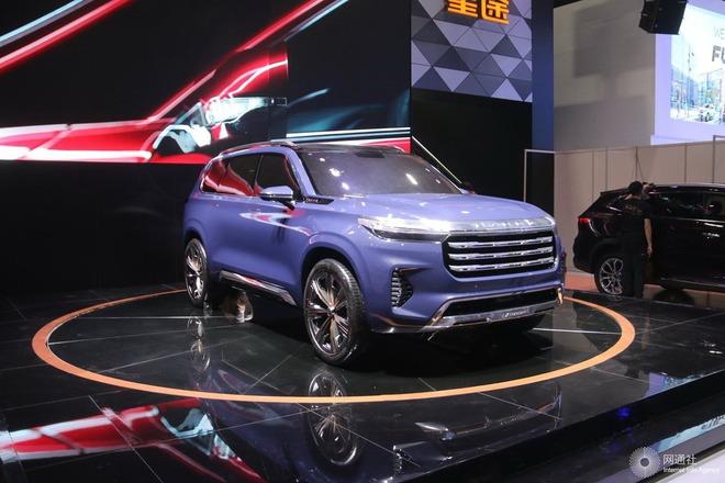 星途VX将增2.0T车型 配7速双离合/动力大增