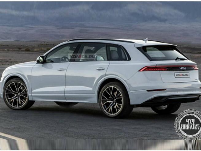 豪华全尺寸SUV添新丁 奥迪Q9或将在今年亮相