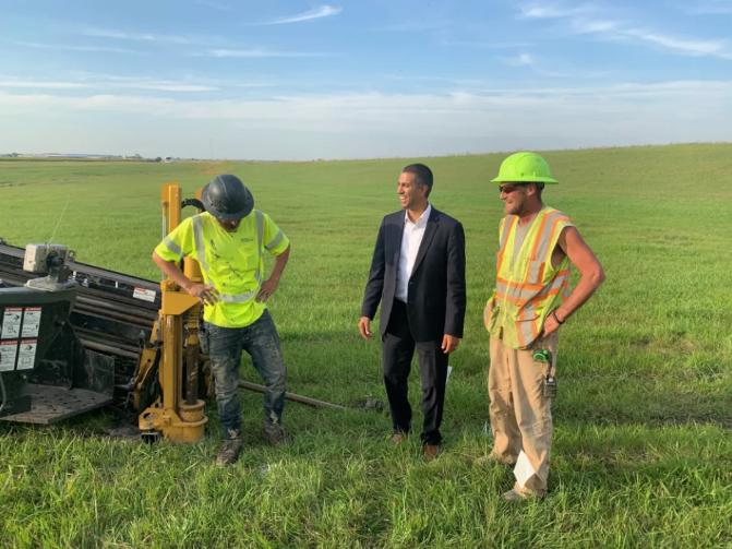 [分配资金]FCC拟议农村数字机会基金拍卖的规则 计划将204亿美元的资金分配给宽带提供商