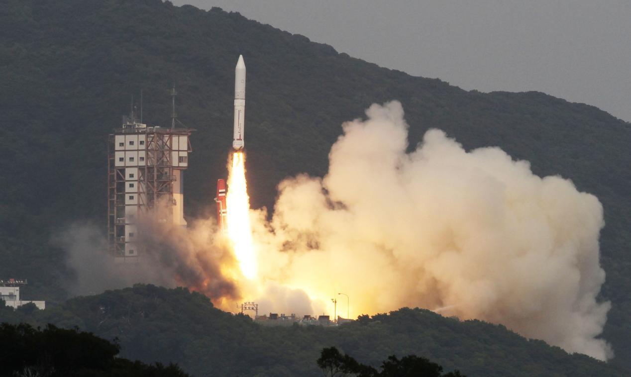 新一代运载火箭今年首飞 日本航天发射能力有多强?