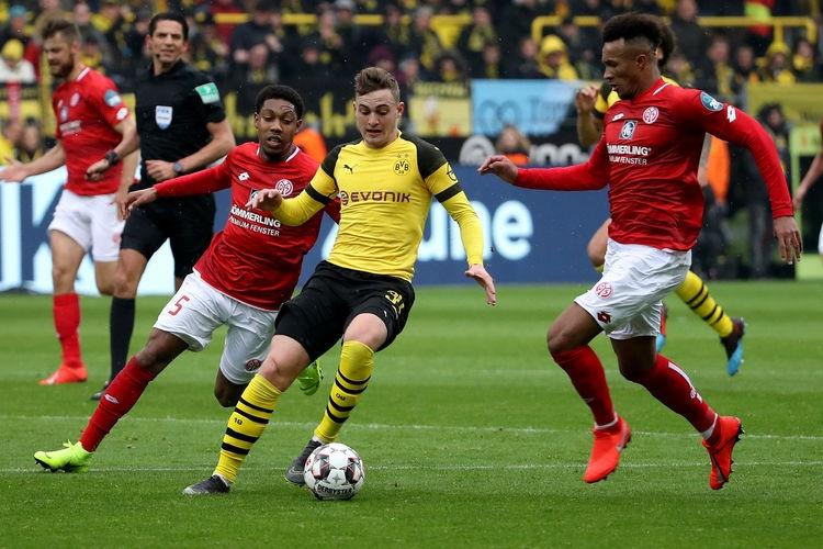 国际足球|丹麦小将拉尔森告别多特 转投霍芬海姆