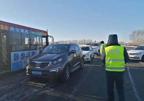 黑龙江绥化市明水县公安局高站位强措施坚决打赢疫情防控阻击战