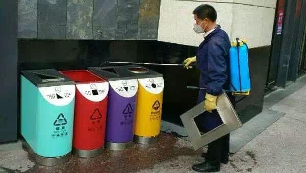 应对复工客流 京城多家商场写字楼防疫措施再升级图片