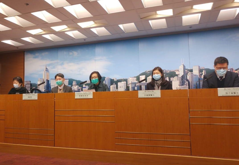 香港新冠肺炎确诊病例增至38例,4人危殆1人严重图片