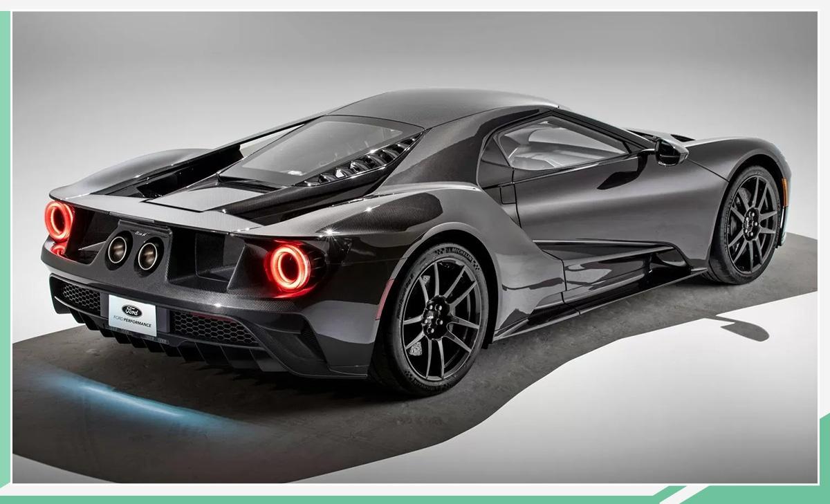 将轻量化做到极致 2020款福特GT正式发布