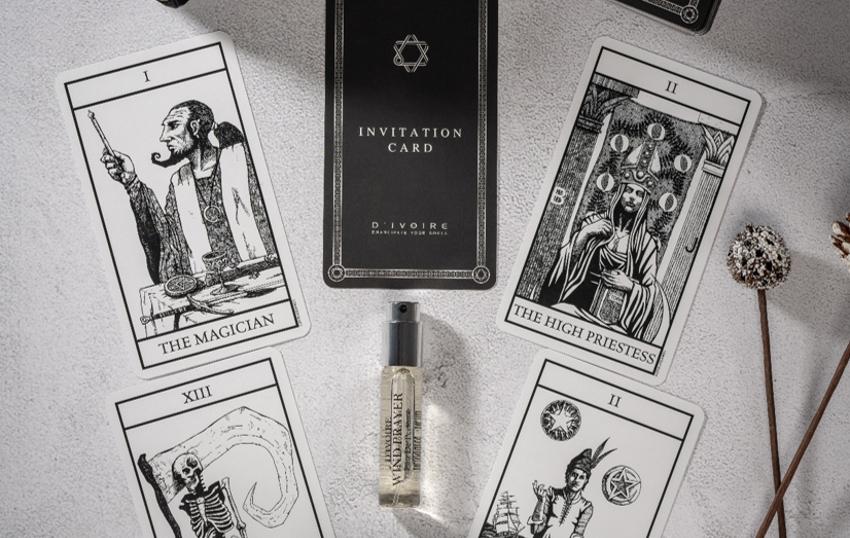 潮流香水品牌「狄沃珥D'IVOIRE」:想用便携式产品,重新定义香水的使用场景