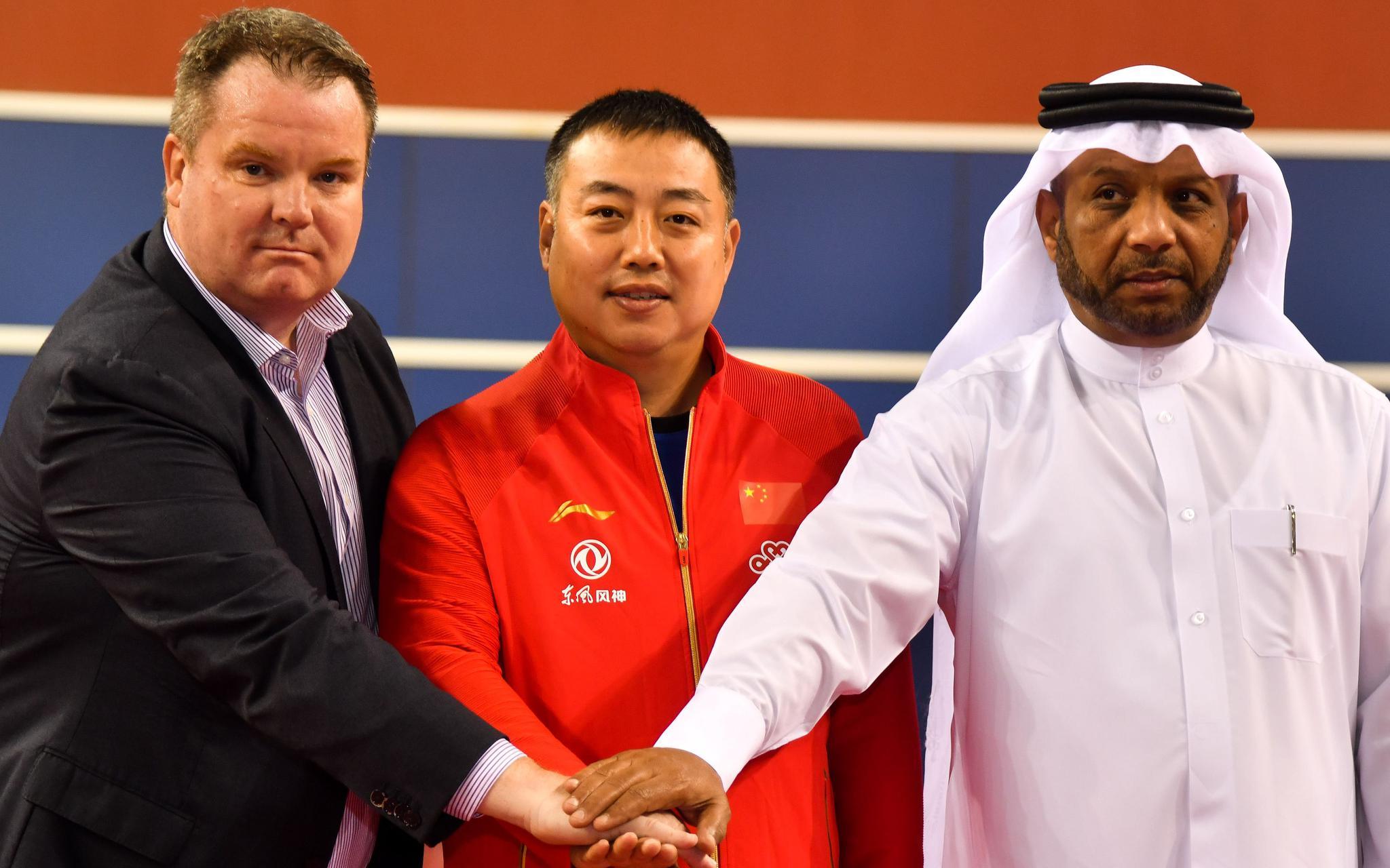 中国队如无法参赛 国际乒联曾考虑过世乒赛延期图片