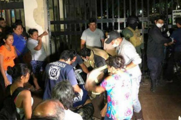 玻利维亚一监狱发生爆炸 至少1人死亡27人受伤图片