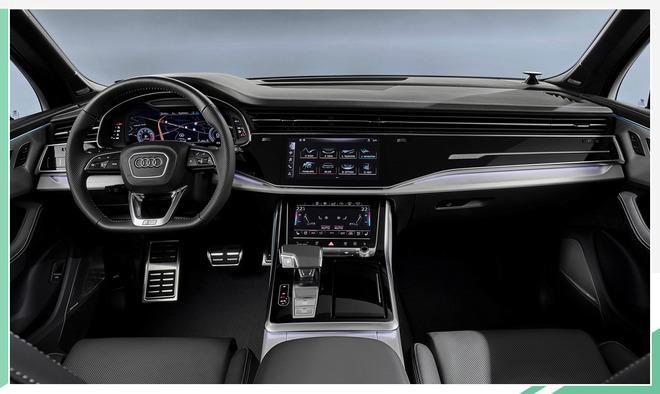 新款奥迪Q7 2.0T车型北美售价公布 5.48万美元起