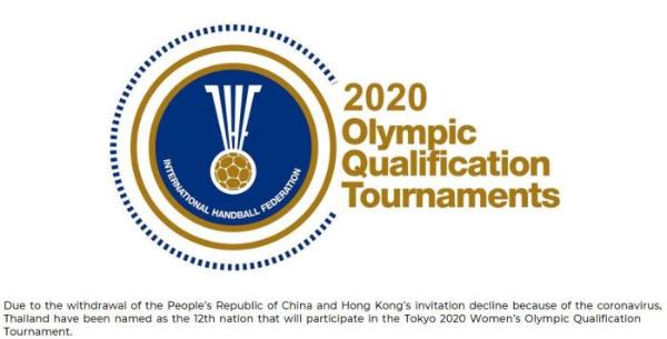 中国女子手球队退出东京奥运会资格赛  连续三届无缘奥运会